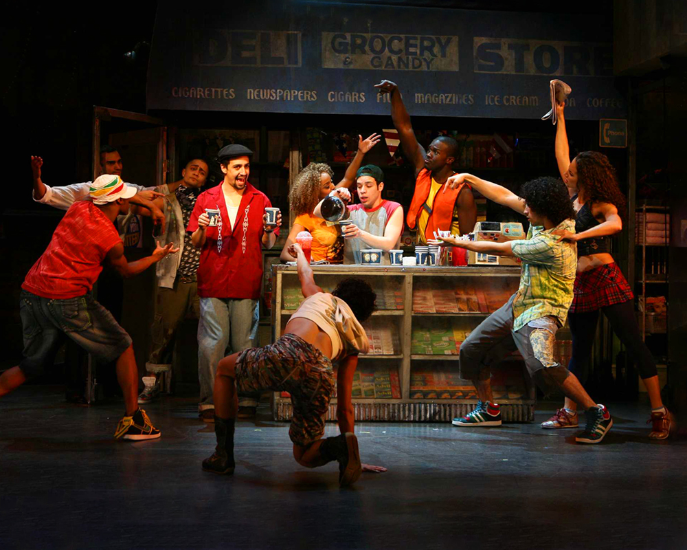 Cast | IN THE HEIGHTS OBC