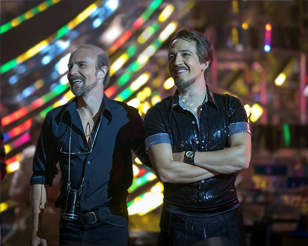 Sam Rockwell and Lin-Manuel Miranda | Fosse/Verdon, Photo Credit: Courtesy of FX Networks