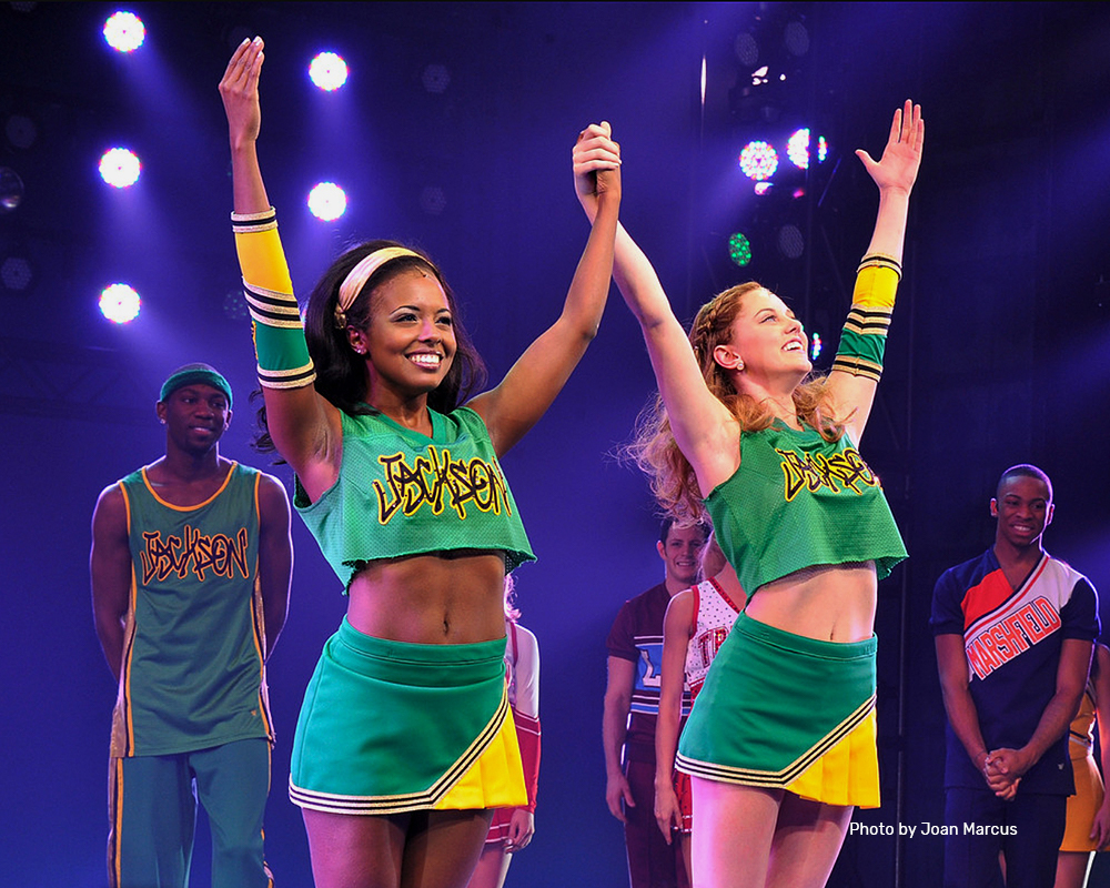 Bring It On Broadway Bows